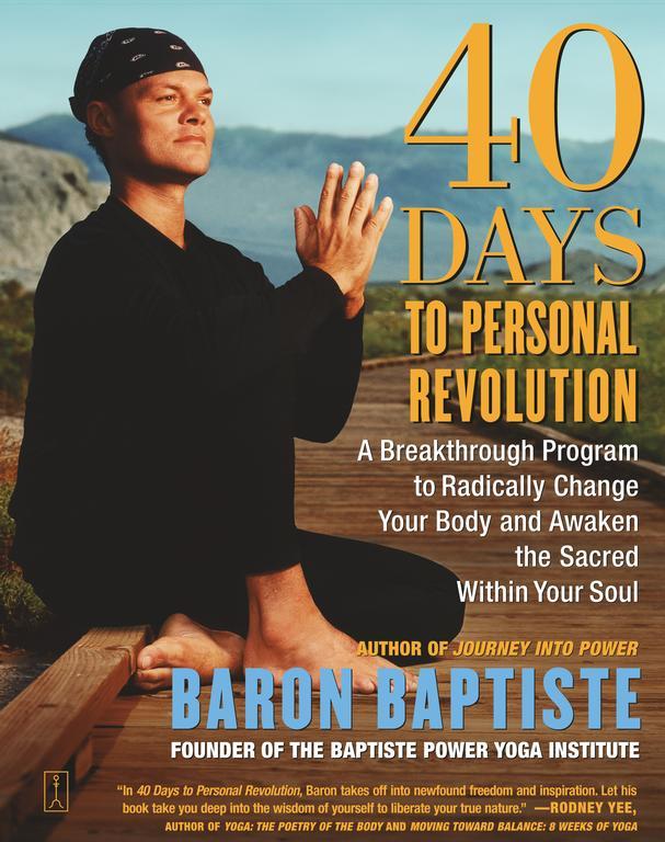 40 Days To Personal Revolution By Baptiste, Baron/ Corman, Richard (PHT)